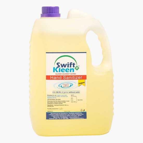 Hand Sanitizer - Lemon - 5000ml