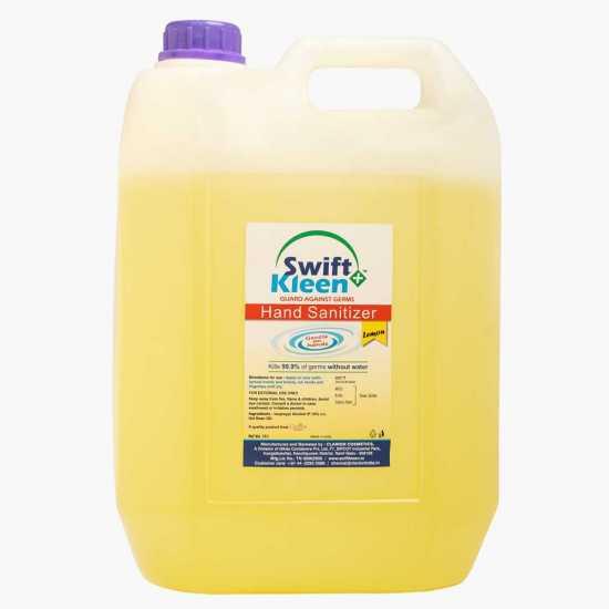 Hand Sanitizer - Lemon - 10000ml