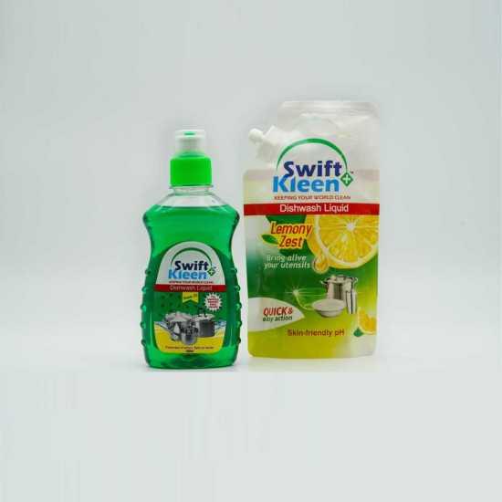 Dish Wash - Neem - 250ml +  1 x 120ml Lemon Pouch Free