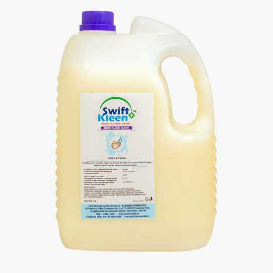 Hand Wash - Clear & Fresh - 5000ml