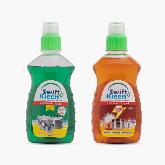 DISH Wash - Neem-250ml + Dish Wash Tamarind-250ml