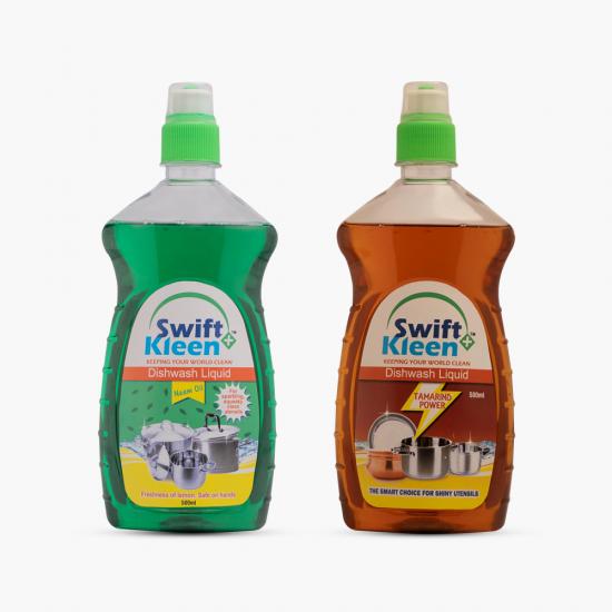 DISH Wash - Neem-500ml + Dish Wash Tamarind-500ml